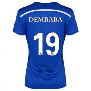 Camiseta de Chelsea 2014/2015 Segunda Azpilicueta Equipacion