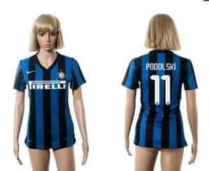 Camiseta nueva Inter Milan Mujer 11 2015/2016