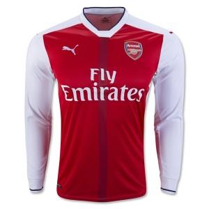 Camiseta Arsenal Primera Equipacion 2016/2017