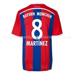 Camiseta nueva del Bayern Munich 2014/2015 Equipacion Martinez Primera