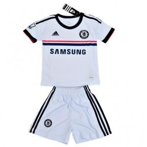 Camiseta nueva Chelsea Nino Equipacion Segunda 2013/2014