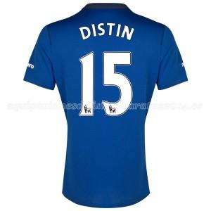 Camiseta nueva Everton Distin 1a 2014-2015