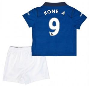 Camiseta Newcastle United Sissoko Segunda 2013/2014