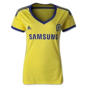 Camiseta nueva Chelsea Mujer Equipacion Segunda 14/15