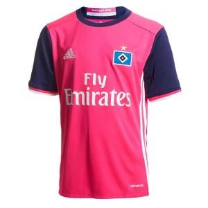 Camiseta de Hamburger SV 2016/2017 Segunda Equipacion