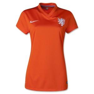 Camiseta nueva del Holanda de la Seleccion 2014 Primera