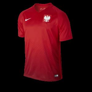 Camiseta nueva del Polonia 2016/2017