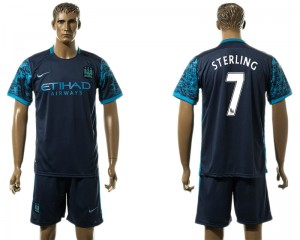 Camiseta nueva Manchester City 7# Away