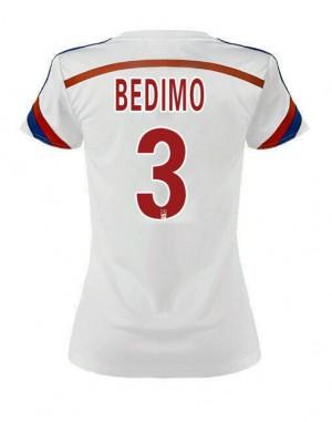 Camiseta de Marseille 2014/2015 Segunda Mendes