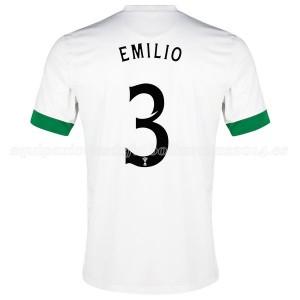 Camiseta del Emilio Celtic Tercera Equipacion 2014/2015