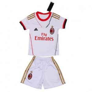 Camiseta nueva del AC Milan 2013/2014 Equipacion Nino Segunda