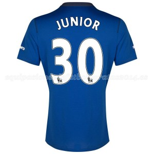 Camiseta nueva Everton Junior 1a 2014-2015