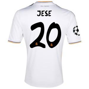 Camiseta del Jese Real Madrid Primera Equipacion 2013/2014