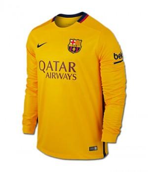 Camiseta nueva Barcelona Equipacion Segunda 2015/2016