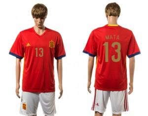 Camiseta España 13# 2015-2016