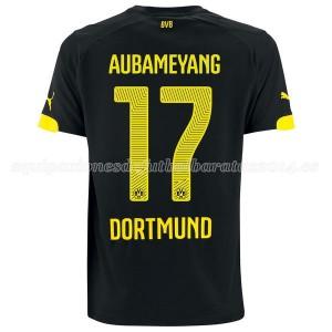 Camiseta nueva Borussia Dortmund Aubameyang Segunda 14/15