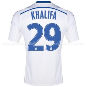 Camiseta nueva del Marseille 2014/2015 Khalifa Primera