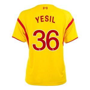 Camiseta de Chelsea 2013/2014 Tercera Mikel Equipacion