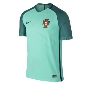 Camiseta nueva del Portugal 2016 Vapor Match Hombre Away