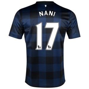 Camiseta Portugal de la Seleccion Nani Segunda 2013/2014