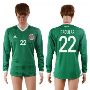 Camiseta de Mexico 2016-2017 22#