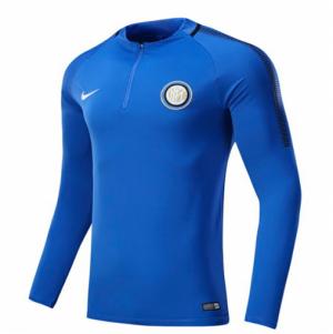 Camiseta nueva Inter Milan Mangas largas 2017/2018