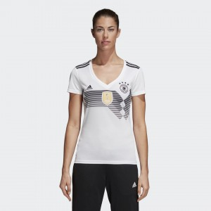 Mujer Camiseta del GERMANY Home 2018