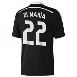 Camiseta nueva del Real Madrid 2014/2015 Equipacion Di Maria Primera