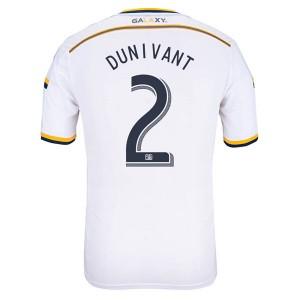 Camiseta nueva del Los Angeles Galaxy 13/14 Dunivant Primera