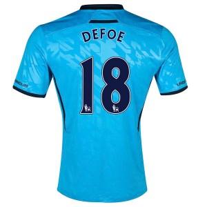 Camiseta de Tottenham Hotspur 2013/2014 Segunda Defoe