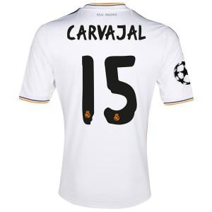 Camiseta nueva Real Madrid Carvajal Equipacion Primera 2013/2014