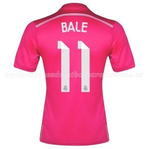 Camiseta de Real Madrid 2014/2015 Segunda Bale Equipacion