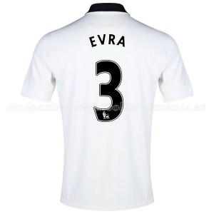 Camiseta de Manchester United 2014/2015 Segunda Evra