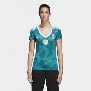 Camiseta nueva del GERMANY 2018 Mujer Away