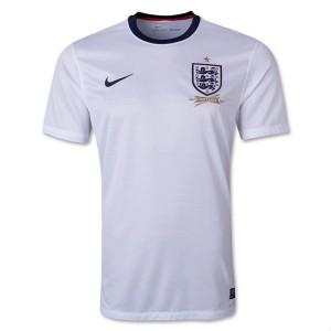 Camiseta del Inglaterra de la Seleccion Primera 2013/2014
