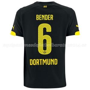 Camiseta nueva del Borussia Dortmund 14/15 Bender Segunda