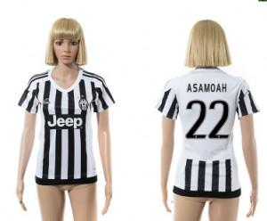 Mujer Camiseta del 22 Juventus 2015/2016