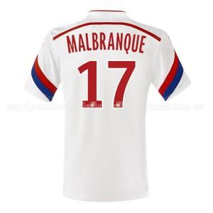 Camiseta de Lyon 2014/2015 Primera Malbranque