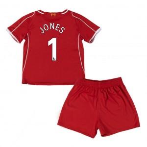 Camiseta nueva del Bayern Munich 2014/2015 Equipacion Boateng Segunda