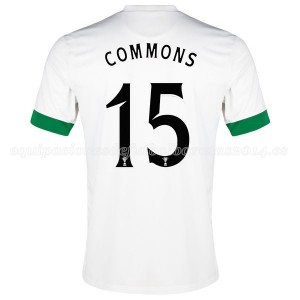 Camiseta de Celtic 2014/2015 Tercera Commons Equipacion