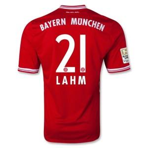 Camiseta nueva Bayern Munich Lahm Equipacion Primera 2013/2014