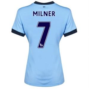 Camiseta nueva Manchester City Dzeko Segunda 2013/2014