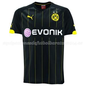 Camiseta del Borussia Dortmund Segunda Tailandia 14/15