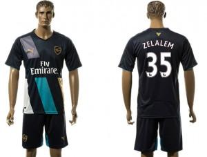 Camiseta de Arsenal Away 35#