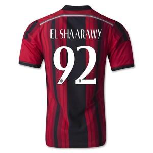 Camiseta nueva AC Milan El.Shaarawy Equipacion Primera 2014/2015