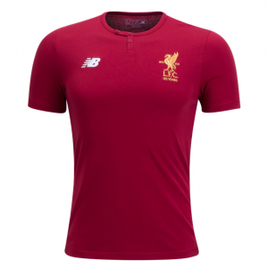 Camiseta Liverpool 2017/2018