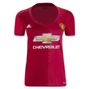 Camiseta Manchester United 2016/2017 Mujer