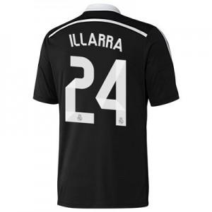 Camiseta nueva Real Madrid Illarramendi Equipacion Tercera 2014/2015