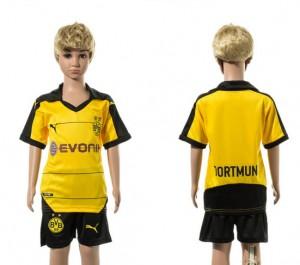 Camiseta nueva Borussia Dortmund Niños 2015/2016