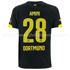 Camiseta de Borussia Dortmund 14/15 Segunda Amini